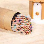[Crayon de couleur] Ohuhu® 72-Couleurs Coloré Crayons Professionnel de Haute Qualité Art Dessin Crayons / Crayons de couleur pour Jardin secret Artiste Sketch, Ensemble de 72 couleurs de la marque Ohuhu image 2 produit