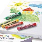 crayon de couleur pastel TOP 1 image 4 produit