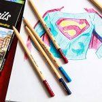 crayon de couleur pastel TOP 7 image 1 produit