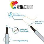 crayon de couleur pointe fine TOP 6 image 2 produit