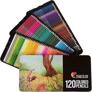 crayon de couleur polychrome TOP 11 image 0 produit