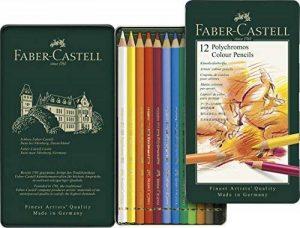 crayon de couleur polychrome TOP 2 image 0 produit