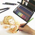 crayon de couleur pour dessin TOP 12 image 4 produit