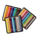Crayon de couleur Prismacolor Premier Set 72/Tin-W/deux de la marque Sanford image 1 produit