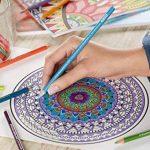 Crayon de couleur Prismacolor Premier Set 72/Tin-W/deux de la marque Sanford image 5 produit
