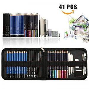 crayon de couleur qualité artiste TOP 12 image 0 produit