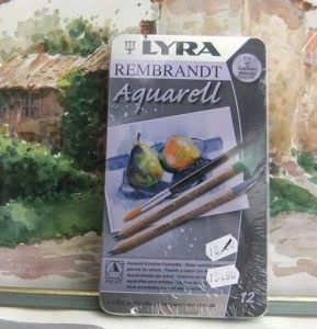 crayon de couleur rembrandt TOP 4 image 0 produit
