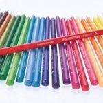 crayon de couleur rouge TOP 6 image 1 produit