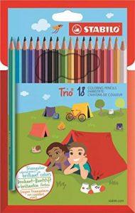 crayon de couleur stabilo trio TOP 4 image 0 produit