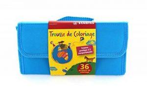 crayon de couleur stabilo trio TOP 7 image 0 produit