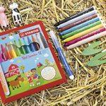 crayon de couleur stabilo trio TOP 9 image 3 produit