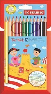 crayon de couleur triangulaire TOP 0 image 0 produit