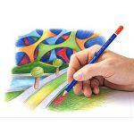 crayon de couleur triangulaire TOP 1 image 4 produit
