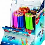 crayon de couleur triangulaire TOP 4 image 1 produit