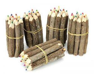 crayon en bois naturel TOP 4 image 0 produit