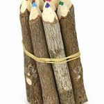crayon en bois naturel TOP 4 image 1 produit