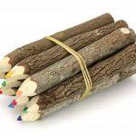 crayon en bois naturel TOP 4 image 3 produit