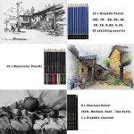 crayon graphite dessin TOP 12 image 2 produit