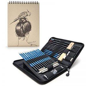 crayon graphite dessin TOP 7 image 0 produit