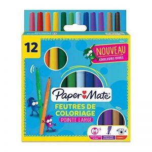 crayon paper mate feutre TOP 12 image 0 produit