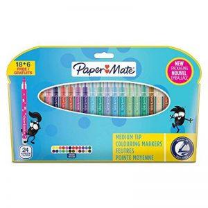 crayon paper mate feutre TOP 9 image 0 produit