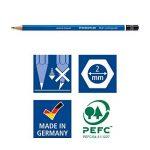 crayon à papier 4b TOP 1 image 4 produit