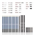 crayon à papier 4b TOP 6 image 2 produit