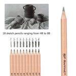 crayon papier 8b TOP 9 image 3 produit