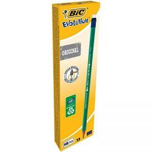 crayon papier bic TOP 0 image 0 produit