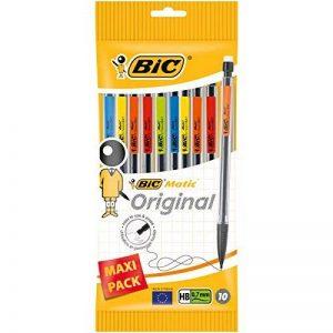 crayon papier bic TOP 3 image 0 produit
