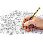 crayon papier noir TOP 2 image 3 produit