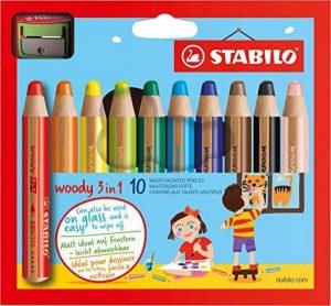 crayons de couleur coffret bois TOP 0 image 0 produit