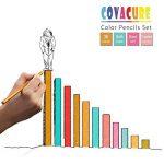 Crayons de Couleur Coloriage 36 Pcs Crayon en Bois d'Artiste Dessin avec Trousse de la marque COVACURE image 3 produit