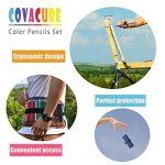 Crayons de Couleur Coloriage 36 Pcs Crayon en Bois d'Artiste Dessin avec Trousse de la marque COVACURE image 4 produit