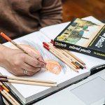 Crayons de Couleur de Colore - Ensemble de 72 crayons de couleur taillés Premium pour faire des coloriages - Très bien pour les fournitures scolaires, les enfants et les adultes et pour le coloriage - 72 couleurs vives de la marque Colore image 4 produit