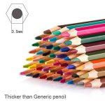 Crayons de Couleur Kasimir 48-Couleurs Coloré Crayons Professionnel de Haute Qualité Artiste Sketch Dessin Crayons Dessin Coloré Crayons de Coloriage Avec Trousse (étain) de la marque Kasimir image 1 produit