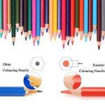 Crayons de Couleur Kasimir 48-Couleurs Coloré Crayons Professionnel de Haute Qualité Artiste Sketch Dessin Crayons Dessin Coloré Crayons de Coloriage Avec Trousse (étain) de la marque Kasimir image 3 produit
