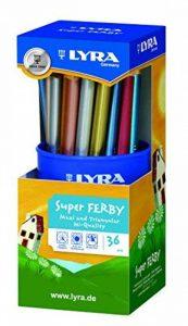 crayons de couleur métallisés TOP 1 image 0 produit