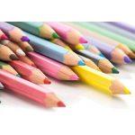 Crayons de couleur pour des livres de coloriage pour adulte. Incroyable Crayons de couleur pour adultes et enfants. Amerigo Lot de 36Couleurs + Taille-crayon gratuit. doux Cœur. Excellent également Crayons pour les enfants. de la marque Amerigo image 2 produit