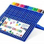 crayons de couleurs aquarellables staedtler TOP 4 image 1 produit