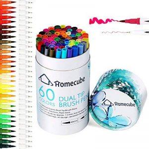 crayons feutres pinceaux TOP 8 image 0 produit