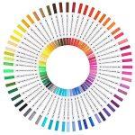 crayons feutres pinceaux TOP 8 image 3 produit