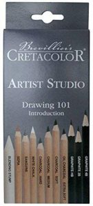 Cretacolor K464.11 - Set de 11 Crayons - Etui Carton de la marque Cretacolor image 0 produit