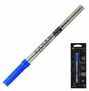 Cross 8910-2 Recharge pour Stylo-bille Bleu de la marque Cross image 0 produit