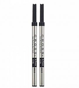 Cross recharge pour stylo à gel–Noir (Lot de 2) de la marque Cross image 0 produit