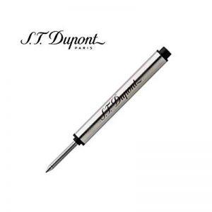 D-40843s.t dupont mini recharge de roller ball–Medium Noir de la marque St. Dupont image 0 produit