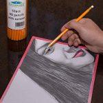 Dahomez 50pcs 2hb Crayon avec Eraser Woodcase Haut en caoutchouc Easy Sharpening Lead Pen de la marque Dahomez image 2 produit