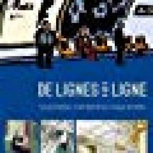 De lignes en ligne: L'art discret du croquis de métro. de la marque Nicolas Barberon image 0 produit