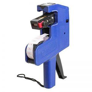 dealglad® Prix Étiquette Étiquette Marqueurs Line Machine Prix Gun Étiqueteuse portable outil bleu de la marque DealgladUK image 0 produit