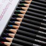Derwent Academy Crayons de couleur Boîte métal de 36 de la marque DERWENT image 2 produit